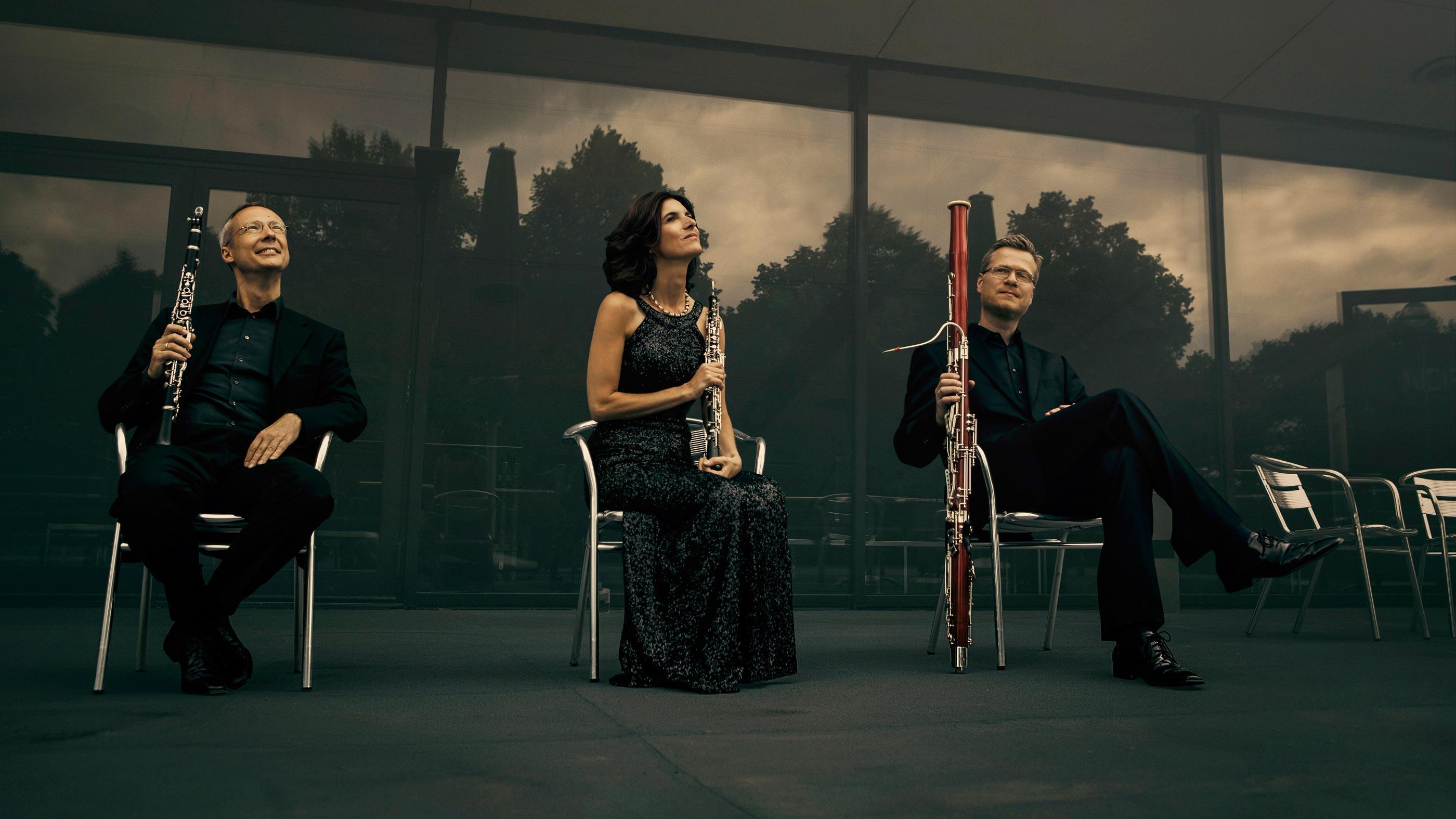 Trio Roseau 2